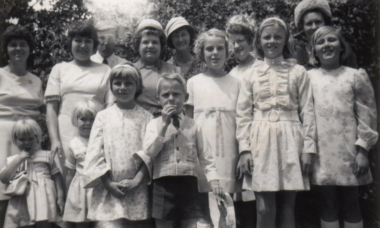 Sunday-School-Children-and-Teachers-circa-1967