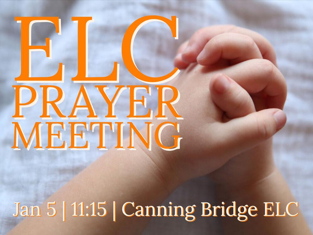 ELC+Prayer+Jan